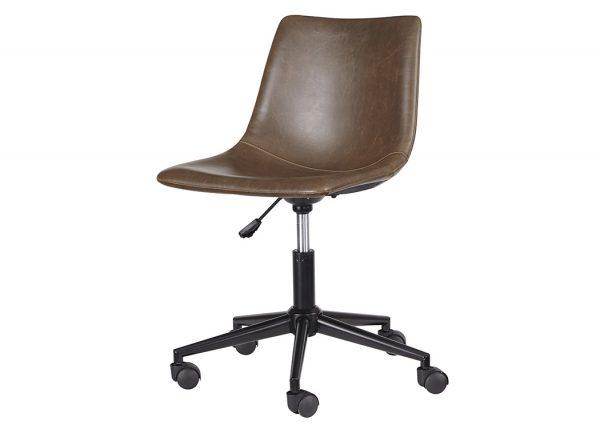 Jonileene 60 Home Office Desk: Jonileene White/Gray Home Office Large Leg Desk